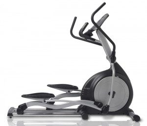 Cross trainer at the gym Bream Bay.